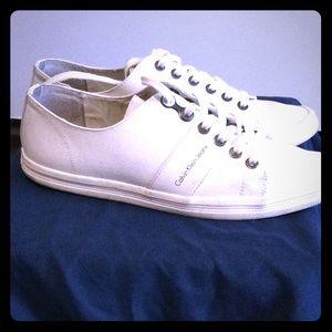 Women's Calvin Klein Tennis Shoes